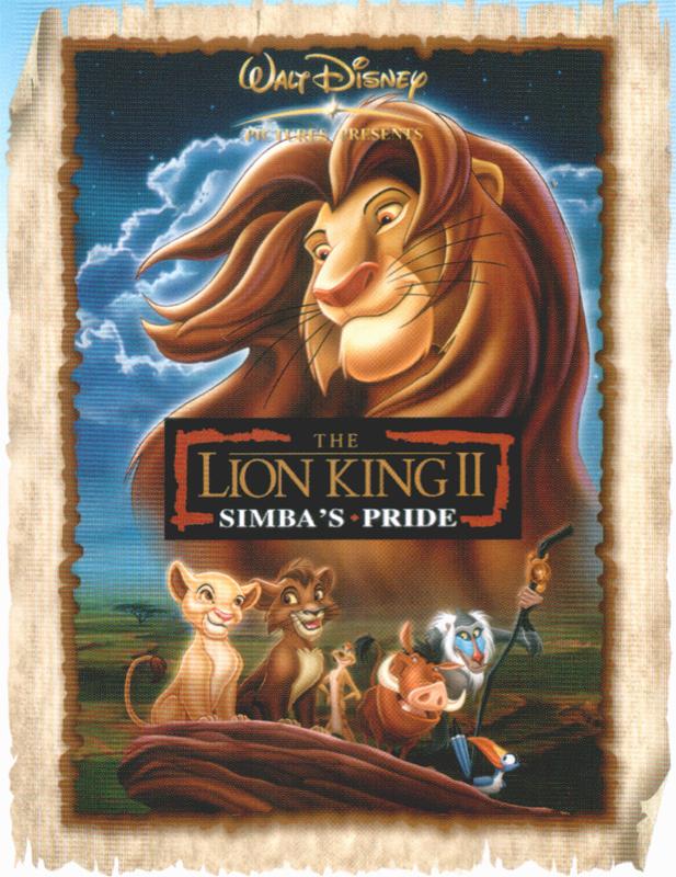 The Lion King 2 Simba S Pride Greek City Music Toronto