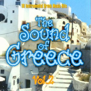 The Sound Of Greece Vol 2